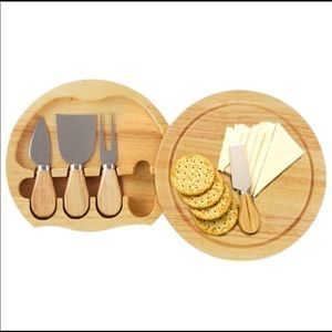 Other - Charcuterie Board 5pc Travel Set